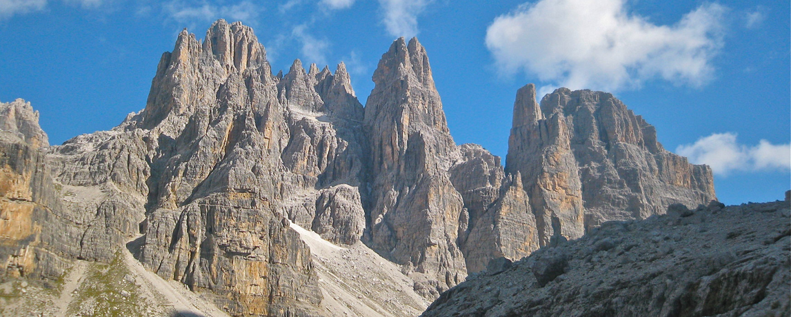 Brenta Dolomites - Visit the impressive Brenta Dolomites during my Trentino Culinary Tour