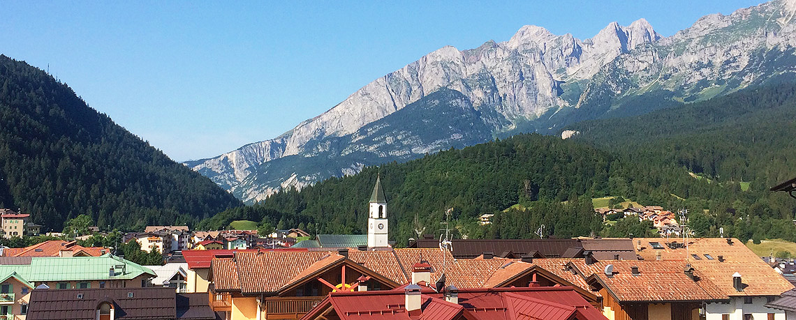 Andalo - Charming alpine town nestled in the Dolomite mountains and home base for my Trentino culinary tours.